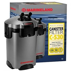 Marineland C-Series Multi-Stage Canister Filter