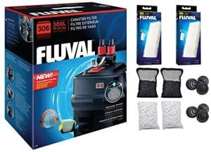 Fluval Canister Pro Kit Fish Tank Filter