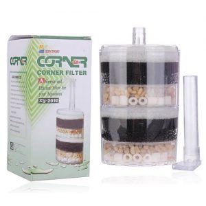 Airlift fish tank filter