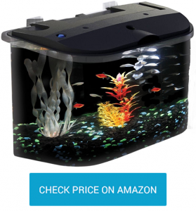 5 gallon fish tank kit
