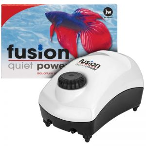 jw fusion fish tank air pump