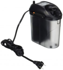external guppy fish tank filter