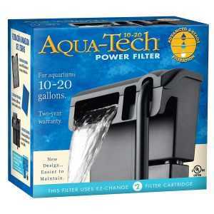 aqua tech poweraquarium filter