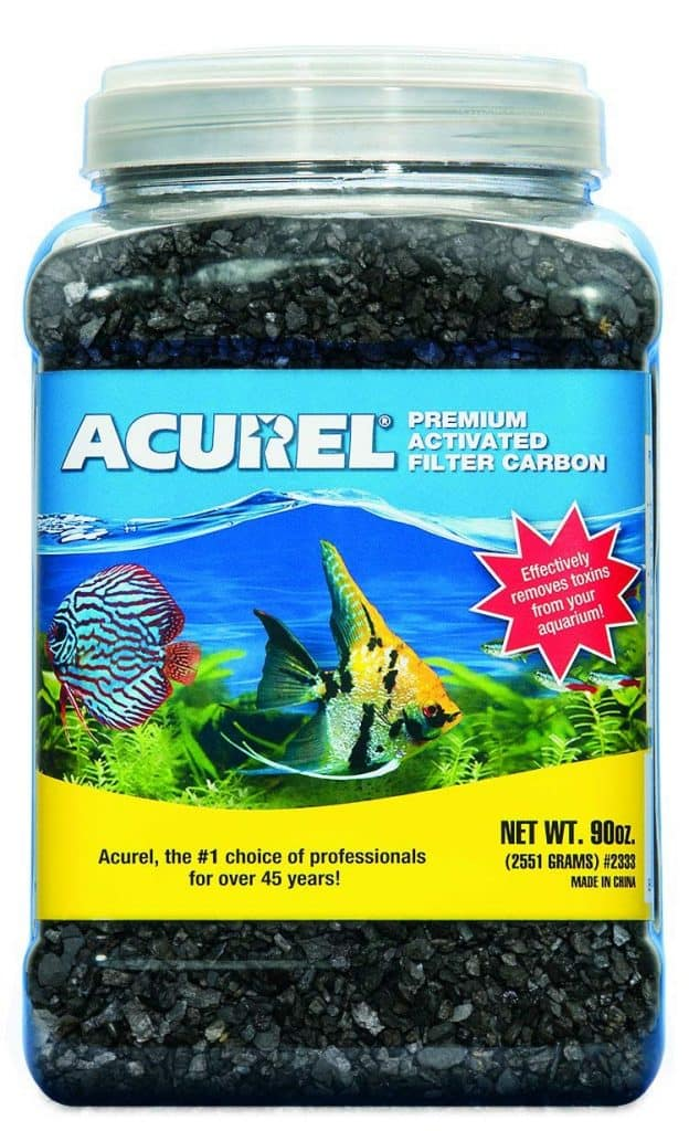 aquarium chemical filtration