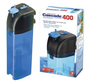 cascade 400 submersible fish tank filter