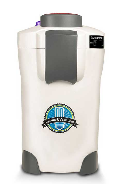 AquaTop CF Series 264 Canister Filter for Turtles